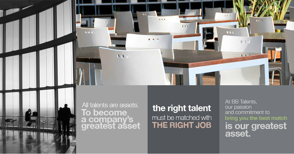 .: BB Talents Recruitment Co., Ltd..